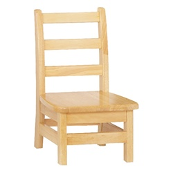 "Jonti-Craft Ladder Back Chairs - Set of Two 8""  (Jonti-Craft JON-5908JC2)"