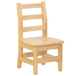 "Jonti-Craft Kydz Ladderback Chairs 12""  (Jonti-Craft JON-5912JC)"
