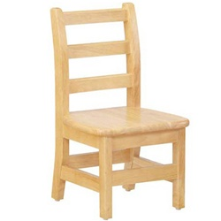 "Jonti-Craft Kydz Ladderback Chair 14""  (Jonti-Craft JON-5914JC)"