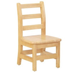 "Jonti-Craft Kydz Ladderback Chair 16""  (Jonti-Craft JON-5916JC)"