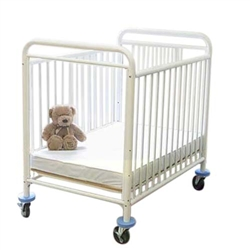L.A. Baby The Condo Metal Evacuation Window Crib  (L.A. Baby LAB-8510, LBB-8510)
