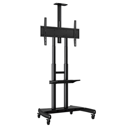 "Luxor FP4000 Adjustable Height Large TV Mount designed for a 40"" - 90"" Flat Panel TV<br> (Luxor LUX-CLCD)"