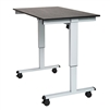 "Luxor STANDE-48 - 48"" Electric Standing Desk(LUX-STANDE-48)"