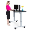 "Luxor STANDE-60 - 60"" Electric Standing Desk(LUX-STANDE-48)"