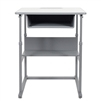 Luxor STUDENT-M - Student Desk - Manual Adjustable Desk (LUX-STUDENT-M)