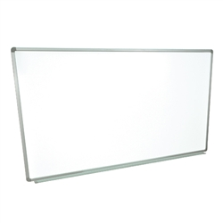 "Luxor WB7240W - Wall-mounted Whiteboard 72""W x 40""H (LUX-WB7240W)"