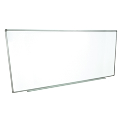 "Luxor WB9640W - Wall-mounted Whiteboard 96""W x 40""H (LUX-WB9640W)"