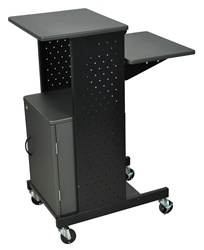 Luxor Presentation Workstation with Cabinet<br> (Lux-PS4000C)