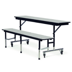 Virco MTC8 - Convertible Bench Table  (Virco MTC8)