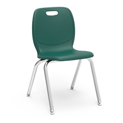 "Virco N2 Series Ergonomic School Chair - 18"" Seat Height (Virco N218)"