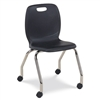 "Virco N2 Series Mobile Task Chair - 18"" Seat Height (Virco N214)"