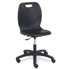 Virco N2 Series Height Adj. Mobile Task Chair - XL Seat (Virco N260ELGC)