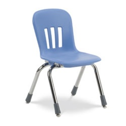 "Virco N912 - Metaphor Series Classroom Chair - 12"" Seat Height  (Virco N912)"