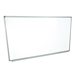 "Luxor WB7240W - Wall-mounted Whiteboard 72""W x 40""H (Similar to NOR-6405)"