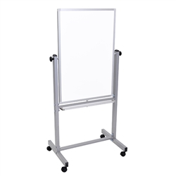 "Luxor Double Sided Magnetic White Board 24"" x 36"" (Similar to NOR-MR3030)"