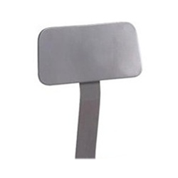 NPS Steel Backrest for 6200 and 6300 Series Stools(National Public Seating NPS-6200)