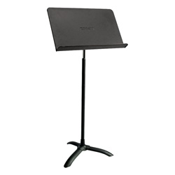 NPS Adjustable Height Music Stand  (National Public Seating NPS-82MS)