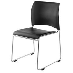 NPS 8700 Series Cafetorium Stacking Chair (National Public Seating NPS-8700)