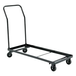 NPS Dolly for 1100 Series Folding Chairs  (National Public Seating NPS-DY-1100)
