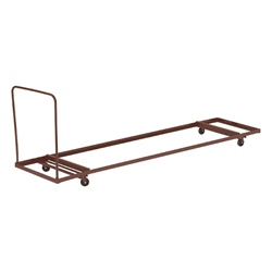 "NPS Folding Table Dolly - Horizontal Storage - Max 96""L  (National Public Seating NPS-DY-3096)"