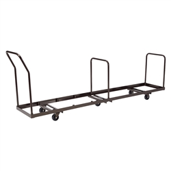 NPS Dolly for Folding Chairs Holds up to 50 Chairs  (National Public Seating NPS-DY-50)