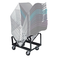 NPS Dolly for 8500 Series Folding Chairs  (National Public Seating NPS-DY-85)