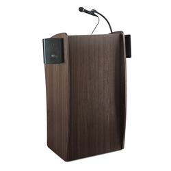 Oklahoma Sound Basic Vision Podium with Sound<br> (Oklahoma Sound OKL-611S)
