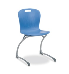 "Virco SGCANT18 Sage Cantilever Chair - 19"" Seat Height  (Virco SGCANT18)"
