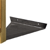 Shain Wall Spacer Brackets And Plywood Storage Rack (Shain SHA-LR-9SB)