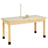 "Shain Clay Wedging Table - 60""W x 30""D (Shain SHA-WT7142M30N)"