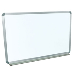 "Schooloutlet Wall-Mounted Whiteboard 36"" x 24"" (Schooloutlet SO-7203-QS)"