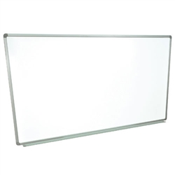 "Schooloutlet Wall-Mounted Whiteboard 72"" x 40"" (Schooloutlet SO-7406-QS)"