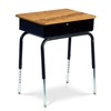 "Virco 785-ASAP - Student Desk with Black Book Box, 18"" x 24"" Top  (Virco-785-ASAP)"