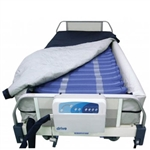"Med-Aire Plus 8"" Mattress w/Defined Perimeter"