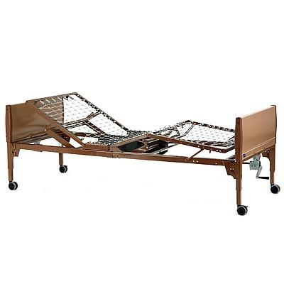 invacare semi electric hospital bed - ivc5310 hospital bed