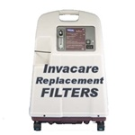 Invacare Oxygen Concentrator Filters