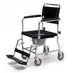 Lumex Commode Transport Chair