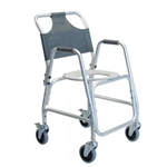 Lumex Shower Commode Chair