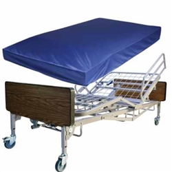 Lumex Bariatric Hospital Bed