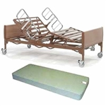 Invacare BAR600 Bariatric Hospital Bed