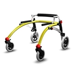 Pediatric Folding Rolling Walker