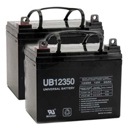 U1 AGM Battery, 12V35AH