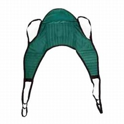4 point Polyester U-Sling for Patient Lift