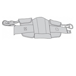 Padded Stand Assist Sling