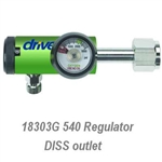 CGA 540 Oxygen Regulator