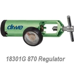 CGA 870 Regulator