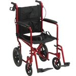 Expedition Lightweight Transport Wheelchair