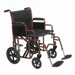 Bariatric Transport Wheelchair