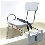 Tub Mount Transfer Bench - Eagle Health