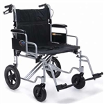 Everest & Jennings Bariatric Transport Wheelchair